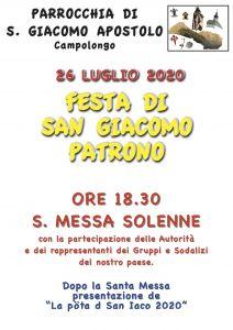 1_Manifesto S. Giacomo_A3_2020_Layout 1