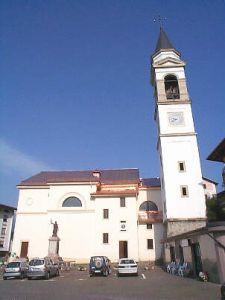 Costalissoio chiesa