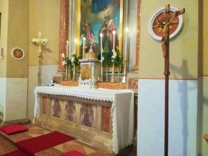 altare particolare