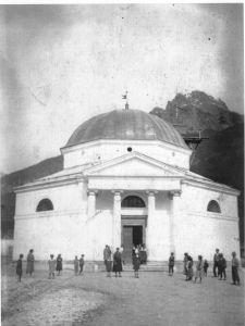 chiesa segusini senza campanile
